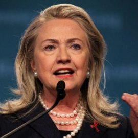 Μία από τις πιο ισχυρές γυναικείες προσωπικότητες της πολιτικής, πρώην υπουργός Εξωτερικών και πιαθανότατα επόμενη πρόεδρος των ΗΠΑ, Χίλαρι Κλίντον