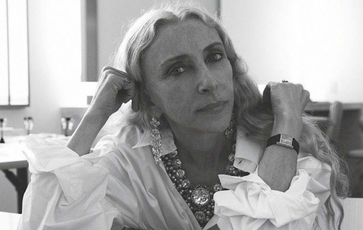 Franca Sozzani: Αντίο στη μεγάλη κυρία της ιταλικής Vogue