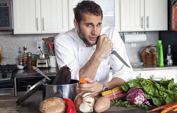 Franco Noriega: Ο «πιο καυτός σεφ του κόσμου»!