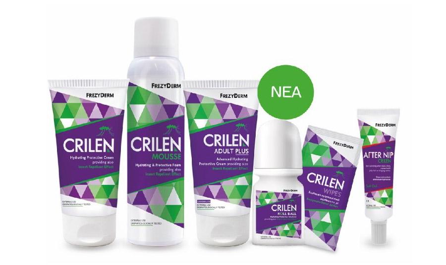 Προϊόντα Frezyderm Crilen