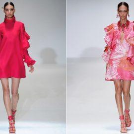 Η κυριαρχία του φούξια για τη συλλογή άνοιξη/καλοκαίρι 2013