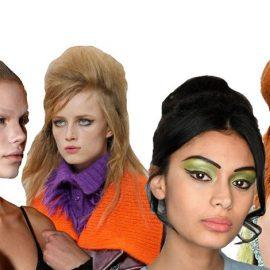 Κάθε χρονιά τα ντεφιλέ αναβιώνουν στοιχεία της μόδας από προηγούμενες δεκαετίες, Αυτό επιβεβαιώνεται για ακόμα μια φορά με τους επιβλητικούς κότσους από τα 60s στους Ashish και Miu Miu ή ναι μεν όγκος ψηλά στο κέντρο, αλλά σε συνδυασμό με ελεύθερα μαλλιά για τους Thom Browne και Badgley Mischka