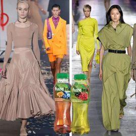 Aπό τα λαμπερά φούξια στα μπεζ και το στιλ σαν μπαλαρίνα του Dior, από το κοστούμι με σορτς ποδηλάτη του House of Holland στο neon σέξι πράσινο φόρεμα του Versace, από τις εντυπωσιακές φόρμες της Alberta Ferreti στις στρατιωτικού τύπου του Givenchy! Τα χίλια πρόσωπα της μόδας εξάπτουν τη φαντασία μας!
