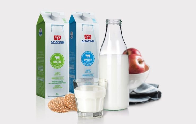Το γάλα Δωδώνη είναι καλύτερο όταν το μοιράζεσαι!