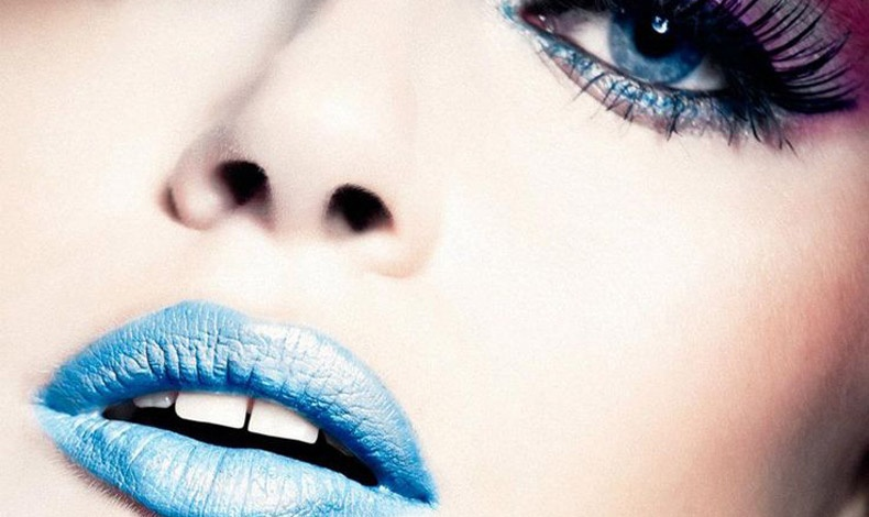 Γαλάζια χείλη!