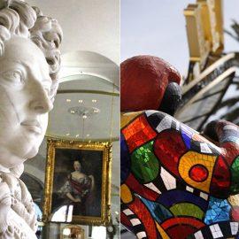 Η τέχνη βρίσκεται σε κάθε σας βήμα. Πίνακες ζωγραφικής, αγάλματα αλλά και μοντέρνα τέχνη κάνουν το ξενοδοχείο έναν αληθινό θεματοφύλακα θησαυρών