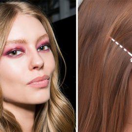 Ανακαλύψτε τα κοκαλάκια που επιθυμείτε, αρκεί να μοιάζουν σαν καρφίτσες // Αντίστοιχα μπορείτε να πιάσετε χαμηλά τα μαλλιά σας ακόμη και με ένα απλό τσιμπιδάκι