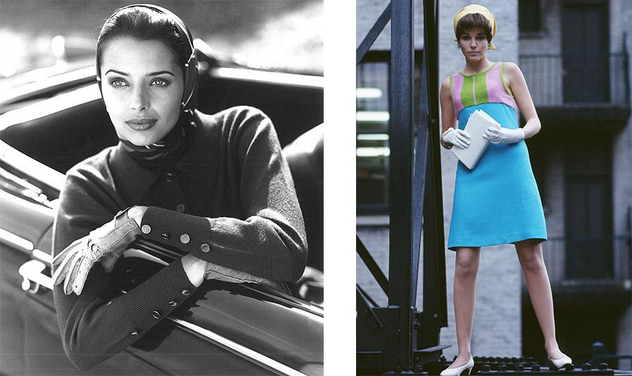Δερμάτινα γάντια οδήγησης από τη δεκαετία του '60 // Τα γάντια απλοποιούνται στα 60's
