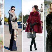 Γάντια από μετάξι, βελούδο, δέρμα προσφέρουν ασυναγώνιστη κομψότητα και ζεστασιά. Φορέστε τα με παλτό πάνω από τα μανίκια του, με το δερμάτινο ή το γούνινο πανωφόρι σας και πάνω από όλα με μία κάπα που αφήνει να φανούν σε όλη τους τη… μεγαλοπρέπεια!