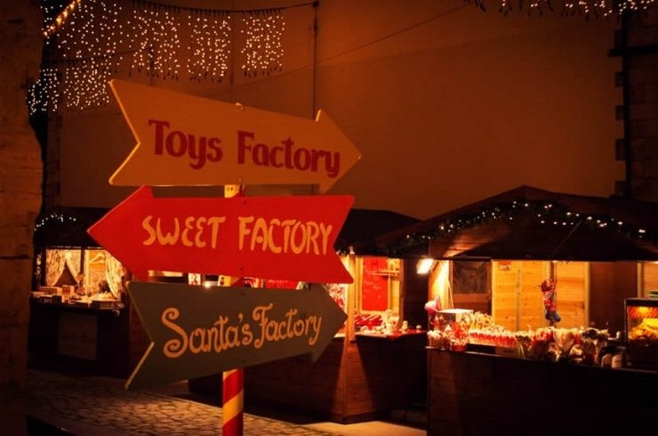 The Christmas Factory: Το Γκάζι μύρισε Χριστούγεννα!