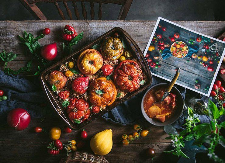 Γεμιστά: Οι ζουμερές ντομάτες σε νέα παραλλαγή!