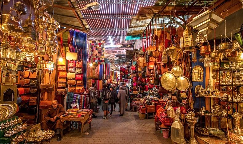 Ο Ιανουάριος είναι ιδανική εποχή για ένα ταξίδι στο Μαρακές για να ανακαλύψετε τη μαγεία της πόλης και τους θησαυρούς στις αγορές του
