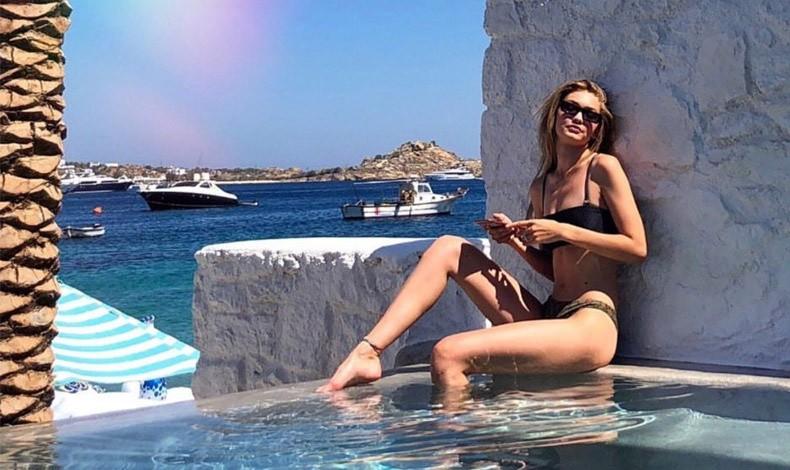 Η Gigi Hadid, τα υπέροχα μαγιό της και η Μύκονος!