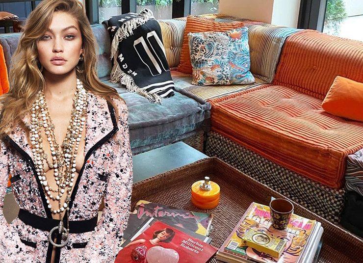 Μία ματιά στο διαμέρισμα της Gigi Hadid στο Μανχάταν