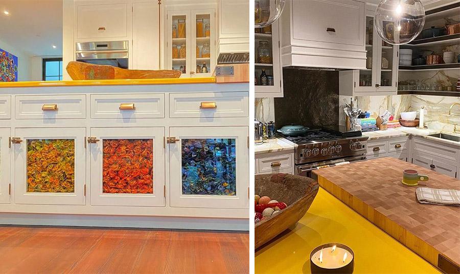 Τα «επίμαχα» ζυμαρικά παίζουν τον ρόλο διακοσμητικής παρέμβασης στην κουζίνα, σε διαφορετικά σχήματα και χρώματα και είναι αυτά που πήραν και τα πιο αρνητικά ακόμη και σαρκαστικά σχόλια