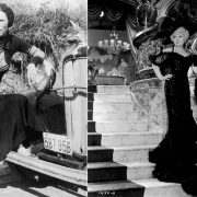 Η ιστορική φωτογραφία της Μπόνι, με ένα περίστροφο στο χέρι, μπερέ φορεμένο στραβά, το χέρι και το πόδι ακουμπισμένα σε ένα Ford και στο στόμα ένα πούρο, προκάλεσε σοκ στην εποχή της // Η ηθοποιός Μέι Γουέστ ξεσήκωνε θύελλα με τις προκλητικές της ατάκες