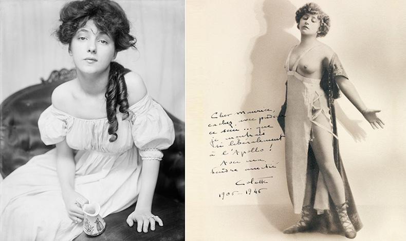 Η Έβελιν Νέσμπιτ πρωταγωνίστησε σε ένα ερωτικό σκάνδαλο μετά φόνου // Η Κολέτ προκάλεσε σάλο τόσο με τα βιβλία της όσο και με τη ζωή της