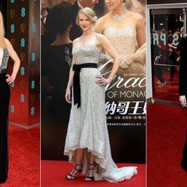 Η Νικόλ Κίντμαν υπέρκομψη στο κόκκινο χαλί με φορέματα του αγαπημένου της σχεδιαστή
