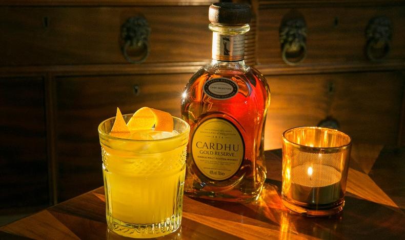Το ξεχωριστό single malt ουίσκι Cardhu Gold Reserve για τους εκλεκτούς λάτρεις των κορυφαίων γεύσεων ουίσκι!