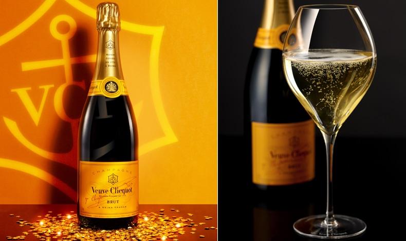 Η σαμπάνια είναι σίγουρα η «συνοδεία» των γιορτών! Μία Veuve CLicquot είναι μία υψηλής ποιότητας και φινέτσας επιλογή που εγγυάται την απόλυτη απόλαυση του εκλεκτού οίνου!