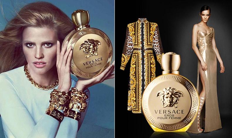 Η γνήσια δύναμη της γυναίκας αιχμαλωτισμένη σε μια ζωηρή και αισθησιακή ευωδιά. Κατακλύζεται από το πάθος, μια πρόσκληση παράδοσης στην απόλαυση... Ένα άρωμα με δύναμη, προσωπικότητα και αποπλάνηση, από την Donatella Versace