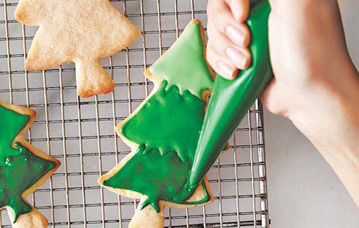 Διακοσμήσετε τα μπισκότα σας με γλάσο