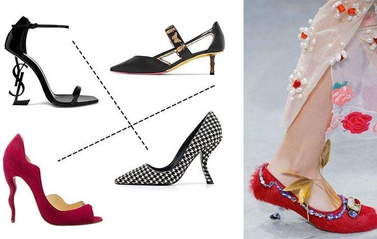 Γλυπτά... τακούνια! Η πιο εντυπωσιακή τάση στα παπούτσια μας!