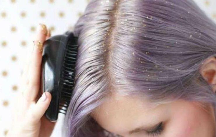 Glitter: Το νέο trend στα μαλλιά