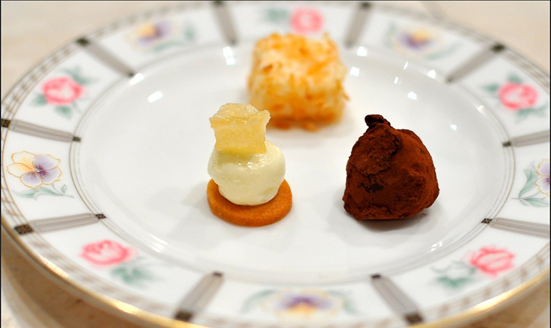 Η Chika Tillman, pastry chef και ιδιοκτήτρια του πρωτοποριακού Chikaicious με τις αξεπέραστες δημιουργίες της