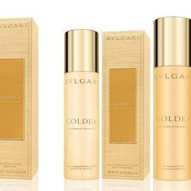 Για να ολοκληρώσουμε την αρωματική πανδαισία, χρησιμοποιούμε το αφρόλουτρο, το γαλάκτωμα ή το λάδι που συμπληρώνουν το άρωμα Goldea