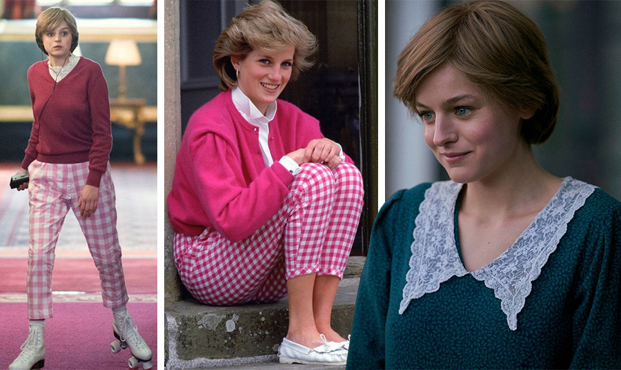 Οι χρήστες της Google «ερευνούν» αρκετά το στιλ της πριγκίπισσας Νταϊάννα στα 80s. Η Emma Corin στο «Στέμμα» ήταν η αφορμή!