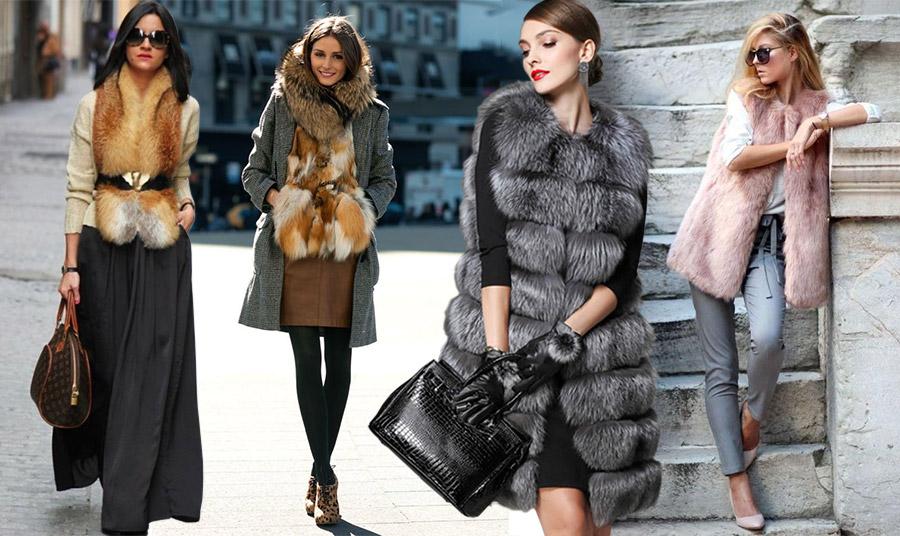 Το γιλέκο από faux γούνα είναι μία εξαιρετική επιλογή. Πάρτε ιδέες για να το εντάξετε στην καθημερινή σας γκαρνταρόμπα! Φορέστε το με μία ζώνη στη μέση, για βραδινό ή ακόμη και με ένα καθημερινό παντελόνι