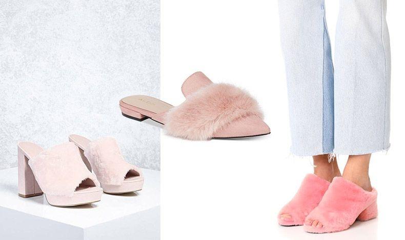Σε απαλό ροζ, Forever // Πραγματικά... σαν την αγαπημένη μας παντόφλα, Aldo Dorriety // Η πρόταση του Phillip Lim