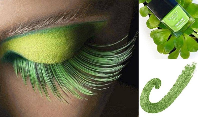 Την επόμενη άνοιξη θα κυριαρχήσει το πράσινο στις σκιές ματιών αλλά και στα βερνίκια νυχιών?