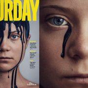 H Greta Thunberg γίνεται εξώφυλλο για το νέο περιοδικό του Guardian