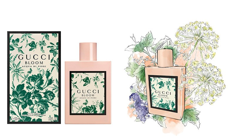 Gucci Bloom Acqua di Fiori: Έμπνευση από τη φύση
