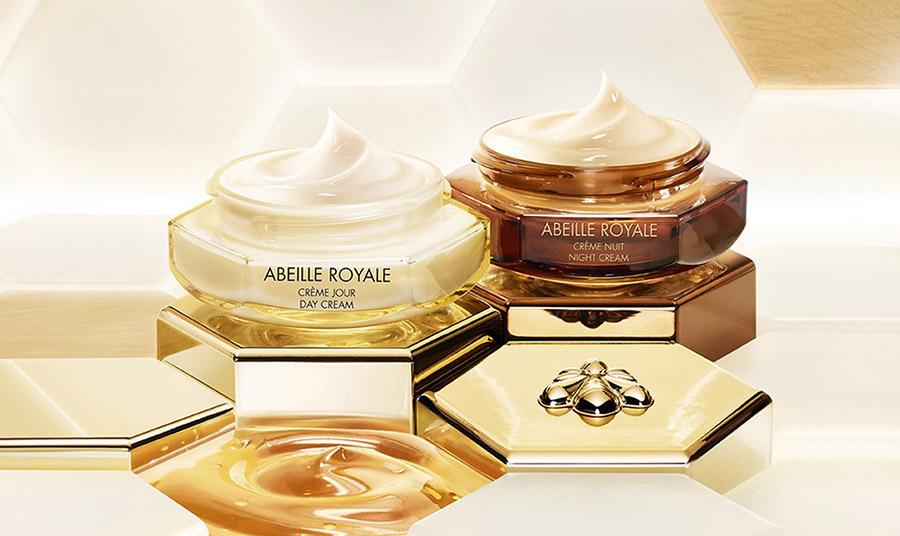 Abeille Royale Crème Jour Riche και Abeille Royale Crème Nuit