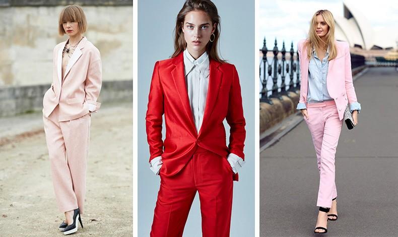 Πέρα από τις κλασικές επιλογές, δοκιμάστε να φορέσετε ένα πιο έντονο χρώμα όπως το κόκκινο ή πάλι παστέλ ροζ, γαλάζιο ή πράσινο