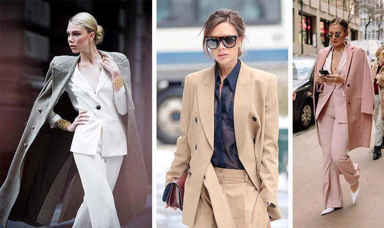 Τις κρύες ημέρες ρίξτε πάνω από το κοστούμι σας ένα ωραίο παλτό που το μήκος του θα είναι πάντα μακρύτερο από το σακάκι // Τα ουδέτερα χρώματα είναι κομψά και κατάλληλα για κάθε περίσταση