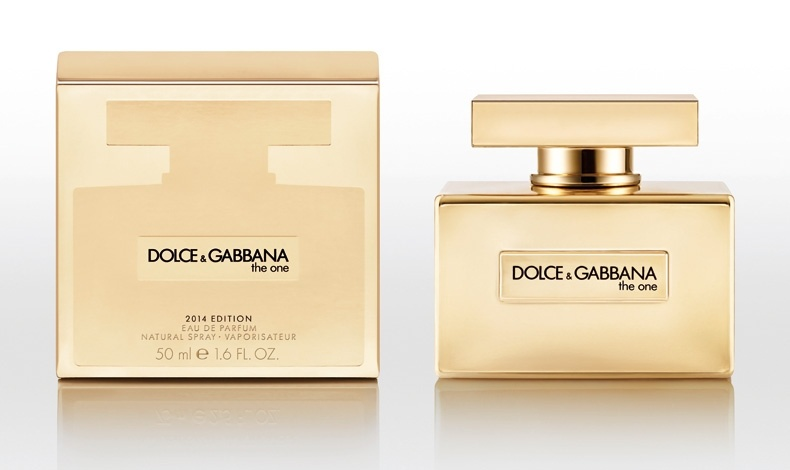 Aνατολίτικο, λουλουδάτο, aισθησιακό άρωμα σε συλλεκτική χρυσή συσκευασία, The One, Dolce & Gabbana