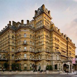 Καλώς ήρθατε στο Langham London, ένα από τα πιο πολυτελή ξενοδοχεία του Λονδίνου! Θα συναντήσετε τις υπερφυσικές δυνάμεις;