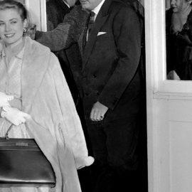 Η Πριγκίπισσα Grace λάτρεψε όσο λίγες την «Kelly» και την κράταγε σχεδόν συνέχεια. (Φωτό: Από το αρχείο του ιδρύματος Princess Grace Foundation)