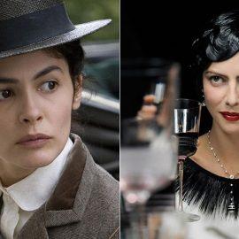 Η Οντρέ Τοτού ενσάρκωσε ιδανικά την Coco Chanel // Η Aννα Μουγκλαλίς, μούσα του οίκου Chanel υποδύεται τη διάσημη σχεδιάστρια στην ταινία με θέμα την ερωτική σχέση της με τον Ιγκόρ Στραβίνσκι