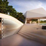 Μία πολυτελής ενεργειακή κατοικία στη Ρόδο που κατασκευάστηκε από την εταιρεία Hornung & Jacobi Architecture το 201. Με φωτοβολταϊκά που βρίσκονται στην οροφή του και πρωτοποριακούς τρόπους για ψύξη κατά τη διάρκεια του καλοκαιριού