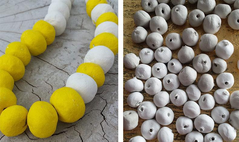 Το κίτρινο του ήλιου ή της μαργαρίτας, ένα από τα χρώματα της φετινής καλοκαιρινής μόδας … συνδυασμένο με λευκό