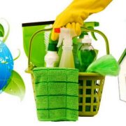 Καθαρίστε το σπίτι οικολογικά