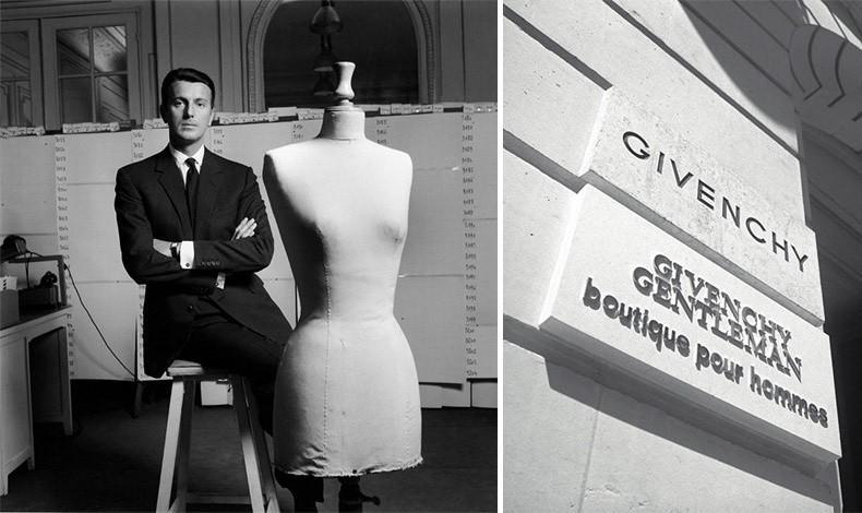 Με τις δημιουργίες του, ο Givenchy έδειξε πώς θα μπορούσε κανείς να