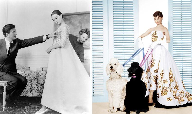 Ο δημιουργός με τη μούσα του στο ατελιέ του Givenchy // Η ταινία