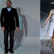 """Ο Hussein Chalayan // Το φόρεμα """"Robot"""" από το 2007"""