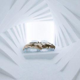 Η σουίτα «7.5 °R?», σχεδιασμένη από τους Wolfgang Luchow, Sebastian Scheller και Anja Kilian είναι εμπνευσμένη από τον αστρονόμο Ole Christensen R?mer